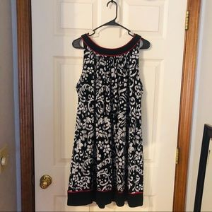 Motherhood Maternity Dress/Tunic Top, Size XL
